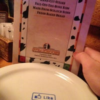 Photo taken at Texas Roadhouse by Steven S. on 12/25/2012
