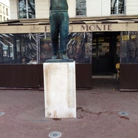 Photo taken at Place Coluche by Alexandre Q. on 11/16/2013