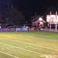 Photo taken at Waterhouse Field by Shannon S. on 10/11/2013