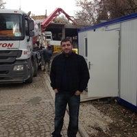 Photo taken at Dikilitaş by Ersin G. on 7/3/2013