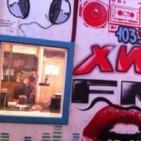 Photo taken at Хит FM by Alexandra T. on 5/8/2013