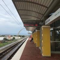 Photo taken at Royal Lane Station (DART Rail) by Jeffrey Jeong-Youl K. on 6/12/2014