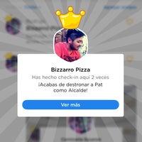 Foto scattata a Bizzarro Pizza da Rodrigo il 8/24/2018
