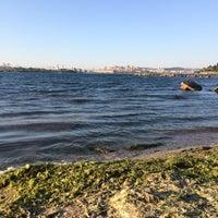 Das Foto wurde bei Mercan Sahili von Fatih Ş. am 4/28/2018 aufgenommen