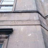 Photo taken at Gay Street by Alberto S. on 1/4/2014