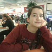 Photo taken at Sbarro by Esma A. on 4/4/2013