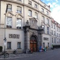 Photo taken at LMU Schmerzambulanz by Christoph P. on 11/8/2014