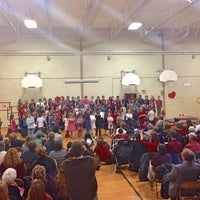 Photo taken at Central Elementary School by Leandro M. on 2/13/2014