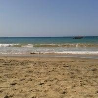 Photo taken at Playa Puerto Francés by Jennifer T. on 4/1/2013