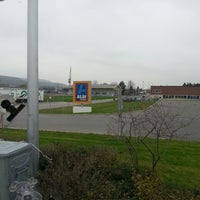 Photo taken at ALDI Suisse by Michal D. on 11/16/2013