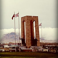5/17/2013 tarihinde Mazlum K.ziyaretçi tarafından Gönyeli Çemberi'de çekilen fotoğraf