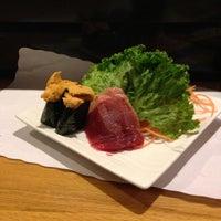 Photo taken at Teru Sushi by Michael O. on 5/22/2013