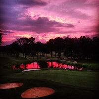 Photo taken at Bay Hills Golf Course by Wes S. on 7/12/2013