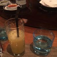 Photo taken at Sato Japanese Restaurant- Bahrain by Zeyn on 11/4/2016