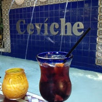 Photo taken at Ceviche Tapas Bar & Restaurant by Jamie B. on 3/30/2013