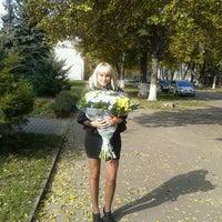 Photo taken at Центральный Загс by Marina G. on 10/12/2013