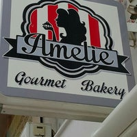 Photo taken at amelie gourmet bakery by Gonca Ç. on 9/22/2015