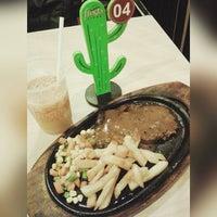 Photo taken at Fiesta Steak by Tata A. on 9/26/2015