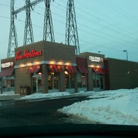 Photo taken at Tim Hortons by Bonnie E. on 2/10/2013