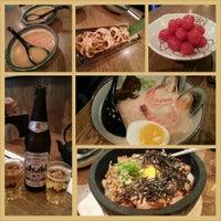 Photo taken at V2 Ramen Izakaya 無敵家 by Bonnie E. on 10/7/2013