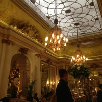 Photo taken at The Ritz London by Nafisa J. on 3/31/2013
