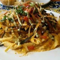 Photo taken at Chili's Pachuca by Sergio V. on 4/17/2013