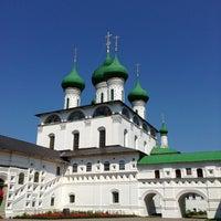 Photo taken at Свято-Введенский Толгский женский монастырь by Светлана К. on 6/24/2013