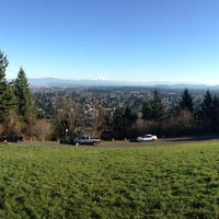 Photo taken at Joseph Wood Hill Park by Paul H. on 11/24/2013