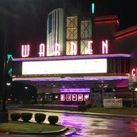 Photo taken at Warren Theatre by Christopher K. on 7/16/2013
