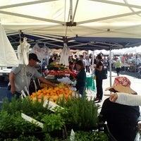 Photo taken at Mira Mesa Farmer's Market by Dan L. on 4/9/2013
