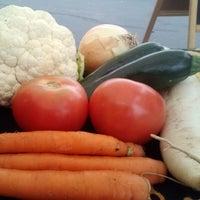 Photo taken at Mira Mesa Farmer's Market by Dan L. on 5/1/2013