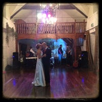 Photo taken at Miskin Manor Hotel by Steve D. on 11/16/2012