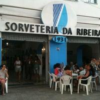 Foto tomada en Sorveteria da Ribeira por Domingos S. el 6/1/2013