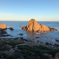 Photo taken at Sugarloaf Rock by Harry A. on 4/4/2018
