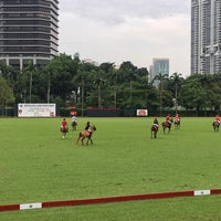 Photo taken at Singapore Polo Club by Harry A. on 5/27/2017