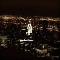 4/12/2013にThiago P.がEmpire State Building 86th Floor Observation Deckで撮った写真