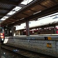 Photo taken at Kō Station (NH04) by takeshi on 12/6/2012
