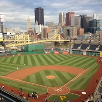 Photo taken at PNC Park by Jamie B. on 4/15/2013