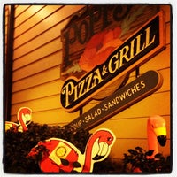 Photo taken at Poppy's Pizza & Grill by Rob P. on 9/28/2012