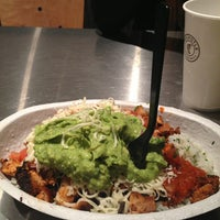 Photo taken at Chipotle Mexican Grill by Jaime H. on 3/30/2013