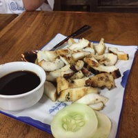 Photo taken at sikat tuna paoay branch by Anna C. on 12/27/2014
