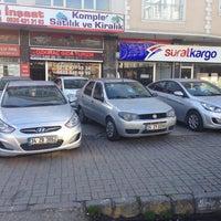 Photo taken at Kırac Otomotiv by Emirhan K. on 3/14/2014