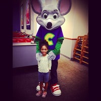 "Photo taken at Chuck E. Cheese's by John ""O'BeHave"" V. on 5/22/2014"
