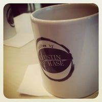 Photo taken at Austin Chase Coffee by •VïčTørĮÃ Ł. on 10/17/2012