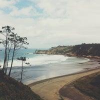 Photo taken at Playa de Barayo by Saúl G. on 6/26/2013
