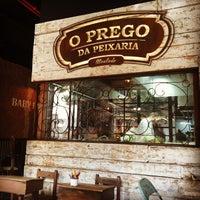 Photo taken at O Prego da Peixaria by Marta A. on 10/12/2016