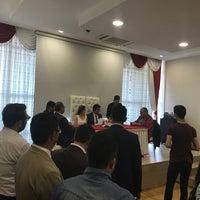 Photo taken at Kadirli Belediyesi Nikah Salonu by ilhan a. on 4/3/2017