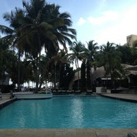 Photo taken at El San Juan Hotel - Curio a Collection by Hilton® by Connie D. on 4/19/2013
