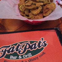 Photo taken at Fat Pat's Bar & Grill by Jennifer S. on 8/5/2016