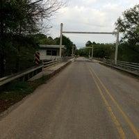 Photo taken at Bayside bridge by Jennifer S. on 4/2/2013